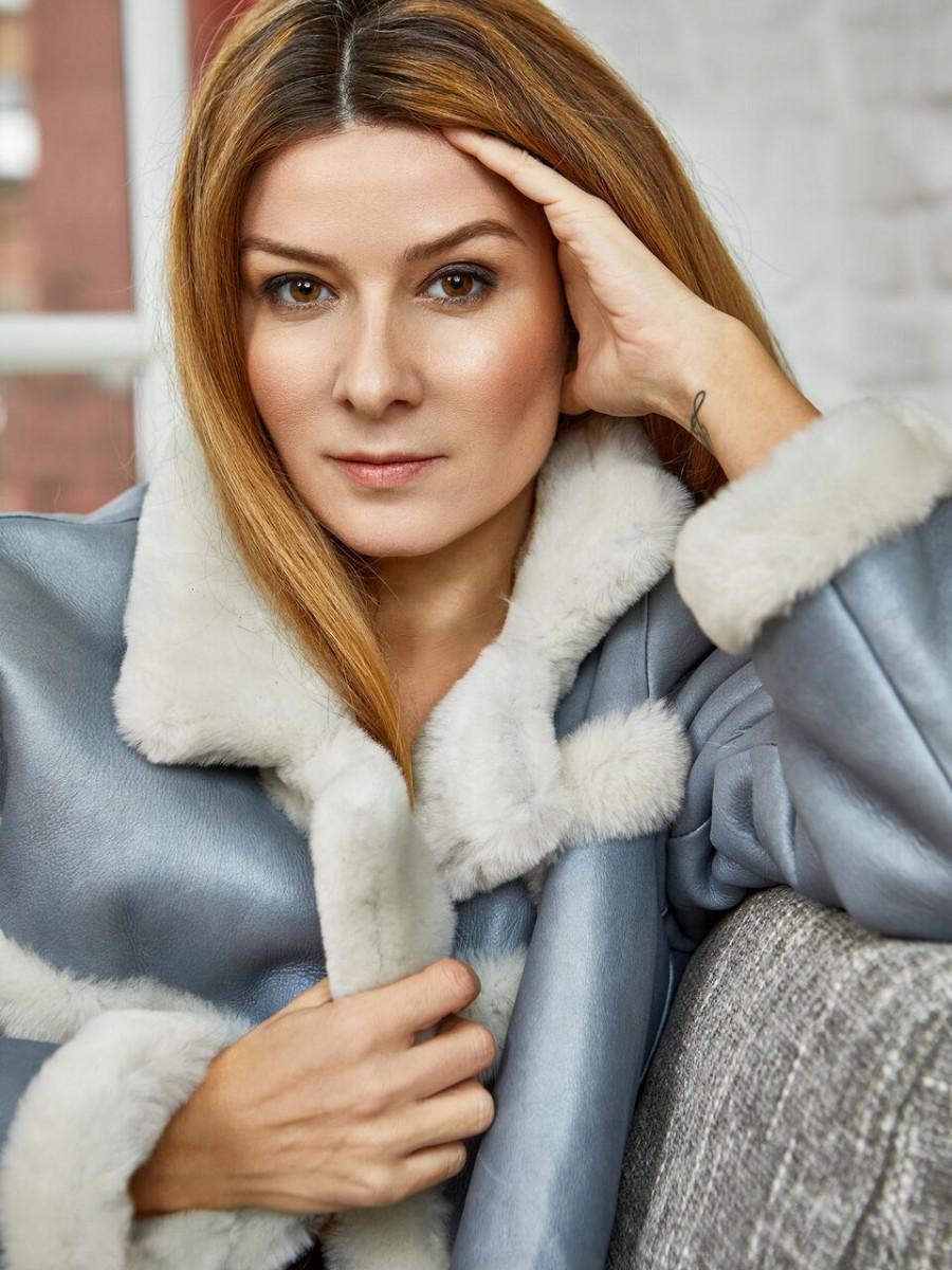Жанна Бадоева приняла участие в рекламной кампании ...